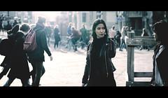 Powergirl (BotaFriko) Tags: d7000 gent nikon streetphotography girl fist cinematic moviestill