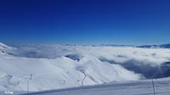 Sur les nuages (Steff Photographie) Tags: nuages neige montagnes