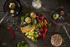 Healthy snacks set top view (Food photography / Food styling) Tags: foodphotography kromkastudio fotografiakulinarna