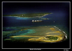 Mouth of Harbor - Diego Garcia BIOT (BELZ'S WORLD) Tags: mouth harbor diego garcia biot