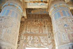 Egipto 32 (Eloy Rodríguez (+ 6.000.000 views)) Tags: temploderamsesiii temploderamses ramses medinethabu luxor komombo temple templo pirámides tebas monumento temploegipcio egipto egypt nilo rionilo thenile nile pyramids falucas monumentos monuments eloyrodriguez gettyimages