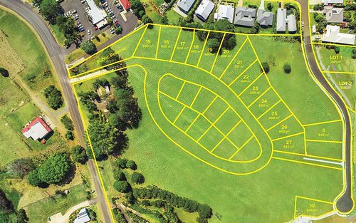 Lot 21 Clover Hill Ballina Road, Bangalow NSW