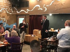 """Arlington Democrats breakfast • <a style=""""font-size:0.8em;"""" href=""""http://www.flickr.com/photos/117301827@N08/25718206148/"""" target=""""_blank"""">View on Flickr</a>"""