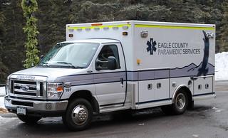 Eagle County Paramedic Service