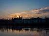 Church Towers (Matt H. Imaging) Tags: ©matthimaging maastricht sunset dusk reflection limburg netherlands nederland konicaminolta dimagea2 dimage a2