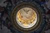 Dove and cherubs - Oculus, Church of the Gésu, Rome - Explore! (Monceau) Tags: oculus dome light dove cherubs fresco churchofthegésu rome jesuit church interior ornate italy catholic lightanddark explore explored