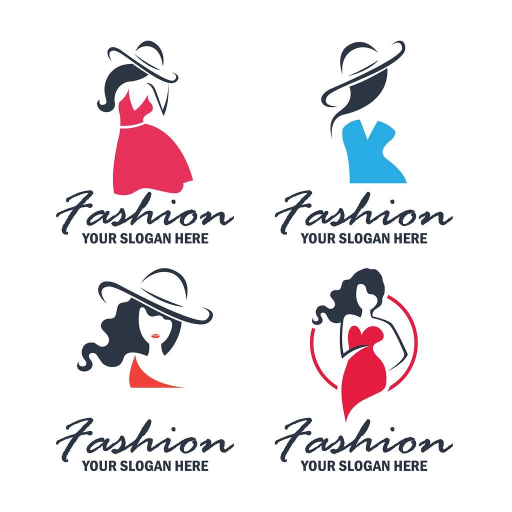 118 Ahtshamsalamat Tags Logodesign Business Logo Vintage Retro Signature Mascot Feminine