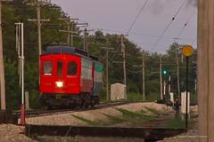 Chicago Aurora & Elgin on the Main (tim_1522) Tags: railroad railfanning rail illinoisrailwaymuseum illinois il irm chicagoauroraandelgin cae interurban union