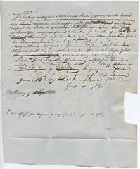 ? (Kaïopai°) Tags: voerde hauswohnung brief 1850 letter handwriting stapp heisterkamp handschrift dokument document möllen beitz