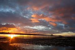 Southport (nickcoates74) Tags: southport southportpier sony a6300 ilce6300 1650mm pz1650mmf3556 sel1650 sefton coast sunset affinityphoto cloudsstormssunsetssunrises