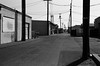 Merced (bior) Tags: canoneosrebel2000 rebel2000 kodakplusx plusx px125 merced alley monochrome powerlines