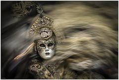 Venetian mask by aviana2 - Carnevale di Venezia 2018
