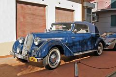 Hotchkiss Biarritz Cabriolet (Maurizio Boi) Tags: hotchkiss biarritz cabriolet car auto voiture automobile coche old oldtimer classic vintage vecchio antique voituresanciennes worldcars