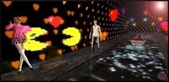 Snapshot_036 (ReenaStark) Tags: pacman heart hearts