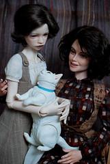 DSC_0958 (peregrina_tyss) Tags: bjd francesca dollstown elf iplehouse nyid dim annabeth elfdoll barbara