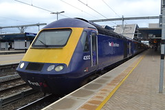 Great Western Railway HST 43012 (Will Swain) Tags: london paddington station 13th october 2017 gwr first group class 43 high speed greater capital city south east train trains rail railway railways transport travel uk britain vehicle vehicles country england english reading berkshire great western hst 43012 012 12