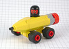 Pencil Eracer (Unijob Lindo) Tags: lego vehicle pencil leg godt brick bricks toys toy car wheels red yellow draw drawing object driver helmet minifig fig figure rubber graphite moc own creation mini racers kart karting racing funny nexo wheel