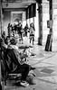 Après les cours... (Fabrice Denis Photography) Tags: streetphotography noiretblanc bwphotography street monochromephotography blackandwhitephotos youpic blackandwhitephotographer argentique fujifilmacros100 monochrome blackandwhite streetphotos streetpics urbanphotography nikonf100 blackandwhitephotography larochelle nouvelleaquitaine france fr