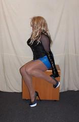 IMG_3161 (Mandy Buffalo) Tags: kg kurt geiger highheels heels high heel higheels stilettos stiletto skirt corsage