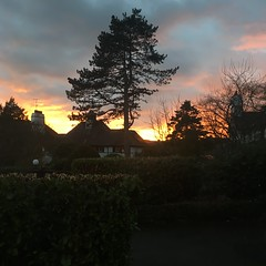 Sunset (carmenpartington) Tags: sunset windermere bowness cumbria lakedistrict sky evening colour cloud uk england north wint winter cold weather