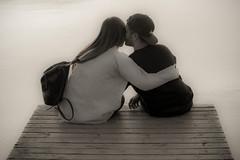 All we need is love (jocsdellum) Tags: love amor parella pareja couple soft boyandgirl youth juventud clavealta divinetresure robat robado stolenpicture