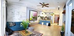 Không gian căn hộ 76 m2 xinh xắn như homestay ở Hà Nội (nhadepso) Tags: nha dep nhà đẹp nội thất kiến trúc căn hộ phố biệt thự nice house beautiful belle maison interior design de villa architecture larchitecture dappartement apartment