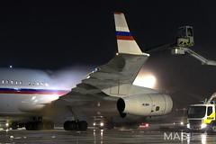 Russia State Transport Il-96-300 RA-96023 @ MUC (MASAviation) Tags: msc2018 siko sicherheitskonferenz münchen munich aviation avgeek spotter winter night dark airport flughafen plane airplane