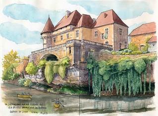 Thonac, château de Losse