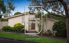 38 Highfield Road, Doncaster East VIC