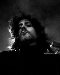 Fog (Josu Sein) Tags: night noche shadows lights nightlights lucesnocturnas mystery misterio cinematic cinemático surrealism surrealismo expressionism expresionismo selfportrait autorretrato josusein