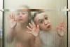 Smelly children (trois petits oiseaux) Tags: kids childhood twins