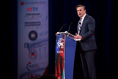 Tom Fitton (Gage Skidmore) Tags: tom fitton judicial watch conservative political action conference cpac 2018 national harbor maryland