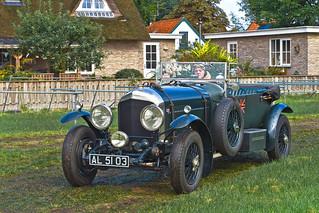 Bentley 3.5 LITRE Sports Le Mans 1935 (5876)