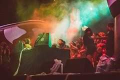 Girl Talk (JawshBeavz) Tags: growlers six festival san pedro california ca beach goth 2017 halloween weekend whatever etc