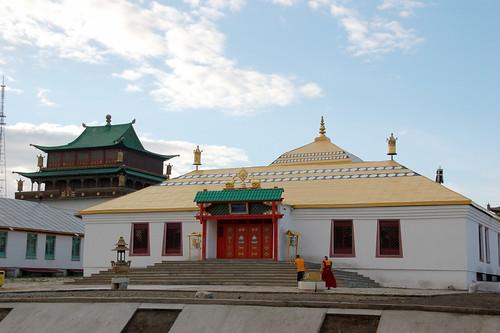 Megjid Janraisig Datsan, Ulaanbaatar