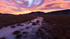 New Years Day Sunrise 2018 (Adam's Attempt (at a good photo)) Tags: sunrise utah ice clouds reflection reflections mountains new years 2018 newyearsdaysunrise2018 colorful colors cold farmland field sky nikon d500 tokina 1116mm 16x9 lightroom