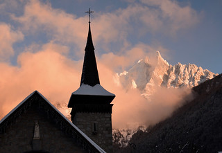 Clocher et Pointes... Roof and Peaks...