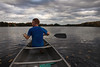 (Theresa Best) Tags: canoe wisconsin hurley islandlake ironwood nature water fall october canon canon760d canont6s canon8000d theresabest portrait northwoods boat sky