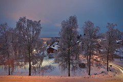 Through my window right now (MIKAEL82KARLSSON) Tags: utsikt view fönsterfoto spendrup´s window grängesberg gränges dalarna sverige sweden bergslagen sony rx100lll vinter winter mikael82karlsson flickr