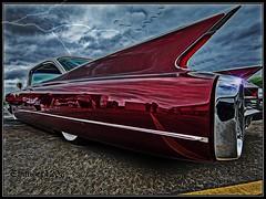 An Alien world (Thunder1203) Tags: cars cadillac customcars americancars classiccars carshow hdr aurorahdr alienskyapp