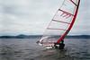 Beach Start, Sandy Bay (AUS477) Tags: windsurfing sailboard formula formulawindsurfing fw ka sail water hobart tasmania derwentriver t77 aus477