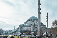 Istanbul, day 3 (kaneko_ryo) Tags: eos5dmarkⅳ turkey istanbul suleymaniye mosque camii ef2470mmf28liiusm