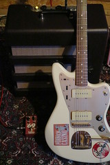 Rig of the Day (shortscale) Tags: rig gear guitar fender excelsior squier jmascis jazzmaster fulltone 69 fuzz