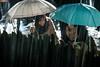 阪神淡路大震災1.17のつどいーGathering of Hanshin Awaji great earthquake disaster 1.17 (kurumaebi) Tags: kobe 神戸市 fujifilm xt20 motomachi 三宮 street 阪神淡路大震災 阪神淡路大震災117のつどい 雨 rain