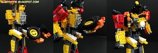 LEGO Transformer Sureshot