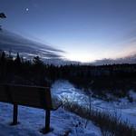 Winter Twilight Overlook thumbnail