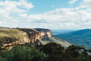 Blue Mountains Wentworth Falls Lookout