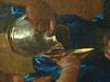 POUSSIN Nicolas,1627-28 - Bacchanale à la Joueuse de Guitare, La Grande Bacchanale (Louvre) - Detail 046 (L'art au présent) Tags: art painter peintre details détail détails detalles painting paintings peinture peintures 17th 17e 17thcentury tableaux museum france paris tête heads head jeune figure people littleboy garçons enfant kid kids child children bare naked nude nu musicalinstrument music musique musicien musician guitar mountain montagne putti amour love grace graceful grâce jeunefemme youngwoman man men hommes animal animals animaux chèvre goat agneau lamb boire boisson drink fête feast bacchus philostrate île island andros andriens titien prado
