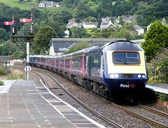 43131 (R~P~M) Tags: train railway diesel locomotive 43 125 hst firstgreatwestern cornwall kernow lostwithiel england uk unitedkingdom greatbritain