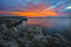 Alba in Puglia (Anne Strickland) Tags: adriaticsunrise adriatico adriaticsea coastal italiancoast italy puglia apulia